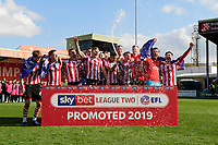 190413 Lincoln City v Cheltenham Town