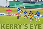 Action from St Brendans v Abbeydorney in R2 of the Senior Hurling Championship in Austin Stack Park on Sunday.