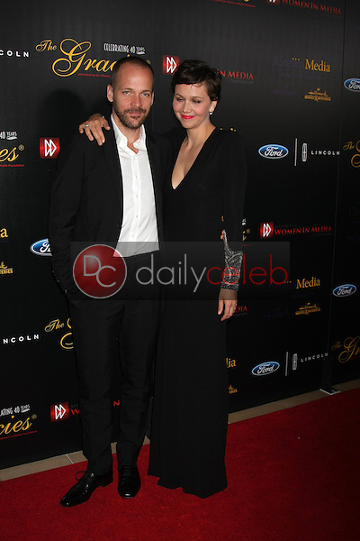 Maggie Gyllenhaal, Peter Sarsgaard<br />