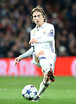 Real Madrid's Luka Modric during Champions League 2016/2017 Round of 16 1st leg match. February 15,2017. (ALTERPHOTOS/Acero)