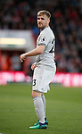 Luke Shaw of Manchester United starts a game during the premier league match at the Vitality Stadium, Bournemouth. Picture date 18th April 2018. Picture credit should read: David Klein/Sportimage