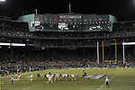 (Boston, MA, 11/21/15) Notre Dame hosts Boston College at Fenway Park in Boston on Saturday, November 21, 2015. Photo by Christopher Evans