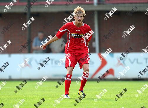 2012-07-28 / Voetbal / seizoen 2012-2013 / VC Herentals / Robin Baart..Foto: Mpics.be