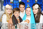 Joseph and Mary baby Jesus and the angels from Loreto NS 3rd and 4th class Nativity which they performed on Tuesday they morning l-r: Alanna Sheahan, Jack Cooper, Donal O'Connell, Niamh Stack and Isabel McAllen