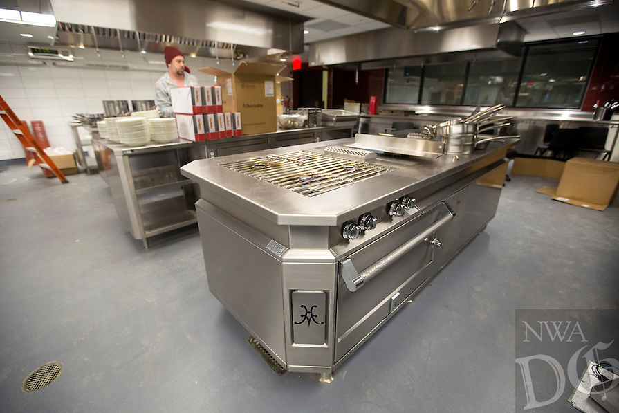 NWA Democrat-Gazette/JASON IVESTER<br /> Brightwater, Northwest Arkansas Community College's culinary school in Bentonville.