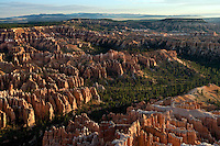 Sunrise at Bryce Point - Bryce Canyon National Park - Utah