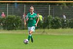 02.08.2020, wohninvest Weserstadion Platz 12, Bremen, GER,FSP, FLYERALARM, FFBL SV Werder Bremen vs  SV Henstedt-Ulzburg, <br /> <br /> <br /> <br />  im Bild<br /> <br /> Michelle Ulbrich (WerderBremen5)<br /> <br /> Foto © nordphoto / Kokenge