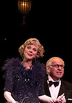 Blythe Danner Returns to Broadway:  Blythe Danner, Terry Beaver.during the Curtain Call for 'Nice Work If You Can Get It'  at the Imperial Theatre in New York City on December 19, 2012