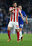 Ramadan Sobhi of Stoke City during the premier league match at Stamford Bridge Stadium, London. Picture date 30th December 2017. Picture credit should read: Robin Parker/Sportimage