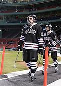 Wayne Simpson (Union - 21), Shayne Gostisbehere (Union - 14) - The Union College Dutchmen defeated the Harvard University Crimson 2-0 on Friday, January 13, 2011, at Fenway Park in Boston, Massachusetts.