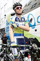 Travis Meyer during the stage of La Vuelta 2012 between Ponteareas and Sanxenxo.August 28,2012. (ALTERPHOTOS/Acero) /NortePhoto.com<br /> <br /> **CREDITO*OBLIGATORIO** <br /> *No*Venta*A*Terceros*<br /> *No*Sale*So*third*<br /> *** No*Se*Permite*Hacer*Archivo**<br /> *No*Sale*So*third*
