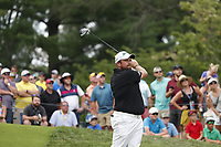 Shane Lowry (USA) tees off on the 4th hole during the final round of the 100th PGA Championship at Bellerive Country Club, St. Louis, Missouri, USA. 8/12/2018.<br /> Picture: Golffile.ie   Brian Spurlock<br /> <br /> All photo usage must carry mandatory copyright credit (© Golffile   Brian Spurlock)