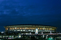 1st November 2019, Yokohama, Japan;  A general view of the stadium prior to the 2019 Rugby World Cup final match between England and South Africa at International Stadium Yokohama in Kanagawa, Japan on November 2, 2019.