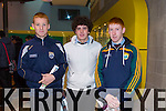 Studenrs from Causeway Comprehensive pictured at the IT Tralee Open day on Friday were Billy Lyons, Jeremy McKenna, Stephen Murphy.