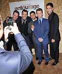 Scott Cann takes a picture of Kevin Dillon, Jeremy Piven,Kevin Connolly, Jerry Ferrara &  Adrian Grenier  at the HBP Premiere of The 7th Season of Entourage held at Paramount Picture Studios in Hollywood, California on June 16,2010                                                                               © 2010 Debbie VanStory / Hollywood Press Agency