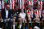 during the 2016/17 Photo call at Bramall Lane Stadium, Sheffield. Picture date: September 8th, 2016. Pic Simon Bellis/Sportimage
