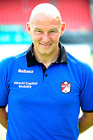 EMMEN - Voetbal, Presentatie FC Emmen, seizoen 2018-2019, 19-07-2018, Keeperstrainer Richard Moes