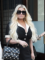 Jessica Simpson sighting 073118