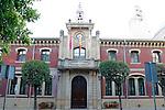 Estella-Lizarra.Navarra.Espana.Estella-Lizarra.Navarra.Spain..Ayuntamiento..City council.(ALTERPHOTOS/Alfaqui/Acero)