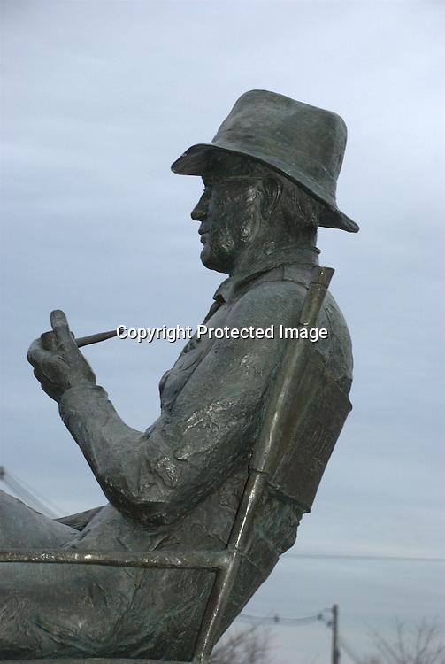 John Ford (Bull Feeney), at Gorhams Corner, Portland, ME