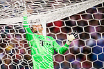 Goalkeeper Manuel Neuer of FC Bayern Munich in action during their 2016-17 UEFA Champions League match between Atletico Madrid vs FC Bayern Munich at the Vicente Calderon Stadium on 28 September 2016 in Madrid, Spain. Photo by Diego Gonzalez Souto / Power Sport Images