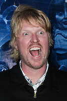 "LOS ANGELES, CA, USA - APRIL 16: Jake Busey at the Los Angeles Premiere Of Open Road Films' ""A Haunted House 2"" held at Regal Cinemas L.A. Live on April 16, 2014 in Los Angeles, California, United States. (Photo by Xavier Collin/Celebrity Monitor)"