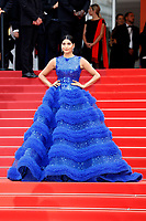Farhana Bodi attending the opening ceremony and screening of 'The Dead Don't Die' during the 72nd Cannes Film Festival at the Palais des Festivals on May 14, 2019 in Cannes, France