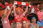 27. 02.2019, Maritim Hotel , Koeln,  GER, Karnevalssitzung des 1. FC Koeln , <br /> <br /> im Bild / picture shows: <br /> Thorsten Schorn ist ein deutscher Radio- und Fernsehmoderator. WDR und 1LIFE<br /> <br /> Foto © nordphoto / Meuter