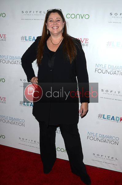 Camryn Manheim<br /> at the Nyle DiMarco Foundation Love &amp; Language Kickoff Campaign 2016, Sofitel Hotel, Beverly Hills, CA 11-29-16<br /> David Edwards/DailyCeleb.com 818-249-4998
