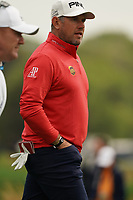 Lee Westwood (ENG) on the 17th tee during the 2nd round at the PGA Championship 2019, Beth Page Black, New York, USA. 18/05/2019.<br /> Picture Fran Caffrey / Golffile.ie<br /> <br /> All photo usage must carry mandatory copyright credit (&copy; Golffile | Fran Caffrey)