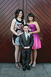 Sean Collins with his sisters, Victoria and Eleanor at the St. Marys Congress Avenue Communion in St. Marys Church...Photo NEWSFILE/Jenny Matthews.(Photo credit should read Jenny Matthews/NEWSFILE)....This Picture has been sent you under the condtions enclosed by:.Newsfile Ltd..The Studio,.Millmount Abbey,.Drogheda,.Co Meath..Ireland..Tel: +353(0)41-9871240.Fax: +353(0)41-9871260.GSM: +353(0)86-2500958.email: pictures@newsfile.ie.www.newsfile.ie.FTP: 193.120.102.198.