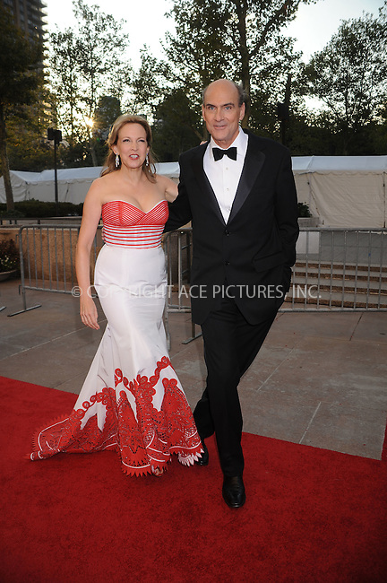 WWW.ACEPIXS.COM . . . . .....September 22, 2008. New York City.....Musician James Taylor (right) and guest attend the Metropolitan Opera 125th Season Opening Night Gala held at the Lincoln Center Plaza on September 22, 2008 in New York City...  ....Please byline: Kristin Callahan - ACEPIXS.COM..... *** ***..Ace Pictures, Inc:  ..Philip Vaughan (646) 769 0430..e-mail: info@acepixs.com..web: http://www.acepixs.com