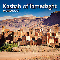 Photos of Kasbah of Tamedaght. Morocco Pictures and Images