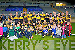 The Dr Crokes Team who Defeated Legion in the Senior Club Football Championship at Fitzgerals Stadium on Saturday.