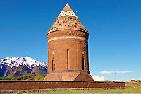 Ulu Kumbet [ Great Tomb ] Thirteenth century Mongol . Ahlet, Lake Van, Turkey
