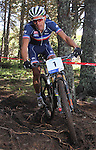05.09.2015 La Massana Andorra. 201 UCI Mountain Bike World Champions.Picture show Absalon Julien (FRA) in action during Men ELite Cross-country Olympic World Champions