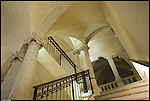 Accademia delle Scienze 2014. L'ingresso a fianco del Museo Egizio e lo scalone di Filippo Juvarra
