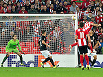 aduriz in the goal actio