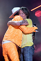 08 June 2019 - Nashville, Tennessee - Lil Nas X, Keith Urban. 2019 CMA Music Fest Nightly Concert held at Nissan Stadium. <br /> CAP/ADM/DMF<br /> ©DMF/ADM/Capital Pictures