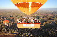 20161010 10 October Hot Air Balloon Cairns