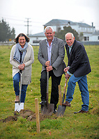170804 Clareville Vet Clinic Sod-Turning Ceremony