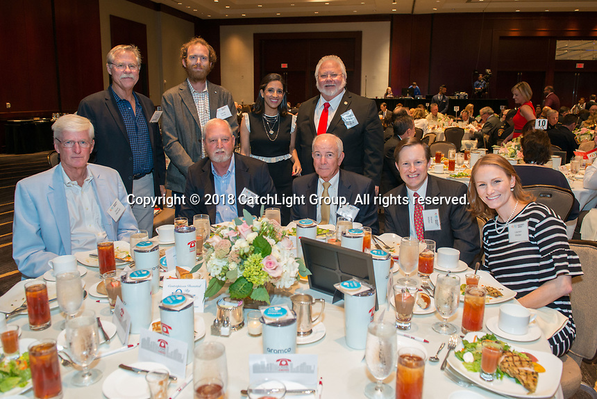 Crime Stoppers of Houston recognizes Houston's Heroes at its annual awards luncheon held at the Royal Sonesta Hotele