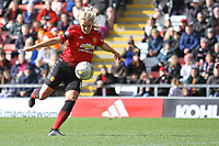 Manchester United Women v Leicester City Women - 10.03.2019