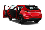 Car images close up view of a 2019 Hyundai Tucson N-Line 5 Door SUV doors