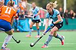 BLOEMENDAAL - Colette Jansen (HGC) , 2e play out wedstrijd tussen Bloemendaal-HGC dames (2-0). COPYRIGHT KOEN SUYK