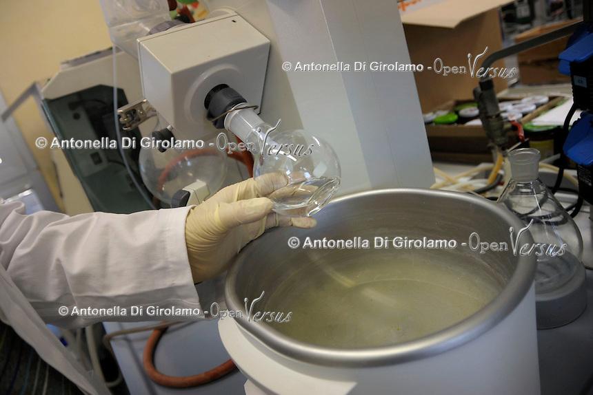 Il laboratorio Coop Italia si occupa dell'analisi, controllo e gestione della sicurezza alimentare. The laboratory Coop Italy deals with the analysis, control and management of food safety..