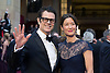 Johnny Knoxville and Naomi Nelson<br /> 86TH OSCARS<br /> The Annual Academy Awards at the Dolby Theatre, Hollywood, Los Angeles<br /> Mandatory Photo Credit: &copy;Dias/Newspix International<br /> <br /> **ALL FEES PAYABLE TO: &quot;NEWSPIX INTERNATIONAL&quot;**<br /> <br /> PHOTO CREDIT MANDATORY!!: NEWSPIX INTERNATIONAL(Failure to credit will incur a surcharge of 100% of reproduction fees)<br /> <br /> IMMEDIATE CONFIRMATION OF USAGE REQUIRED:<br /> Newspix International, 31 Chinnery Hill, Bishop's Stortford, ENGLAND CM23 3PS<br /> Tel:+441279 324672  ; Fax: +441279656877<br /> Mobile:  0777568 1153<br /> e-mail: info@newspixinternational.co.uk