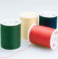 POLYESTER THREAD<br /> Polyester Is A Synthetic Polymer