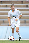 01 September 2013: North Carolina's Katie Bowen (NZL). The University of North Carolina Tar Heels hosted the Kennesaw State University Owls at Fetzer Field in Chapel Hill, NC in a 2013 NCAA Division I Women's Soccer match. UNC won the game 3-0.