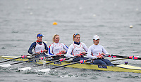 Caversham. Berkshire. UK<br /> GBR W4X, Bow, Kristina STILLER, Jess LEYDEN, Holly NIXON and Rosamund BRADBURY.<br /> 2016 GBRowing European Team Announcement,  <br /> <br /> Wednesday  06/04/2016 <br /> <br /> [Mandatory Credit; Peter SPURRIER/Intersport-images]